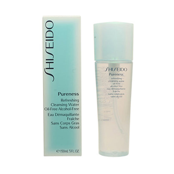 Shiseido - PURENESS refreshing cleansing water 150 ml - My Beauter Shop