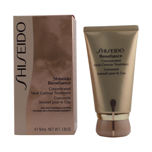 Shiseido - BENEFIANCE concentrated neck contour treatment 50 ml - My Beauter Shop