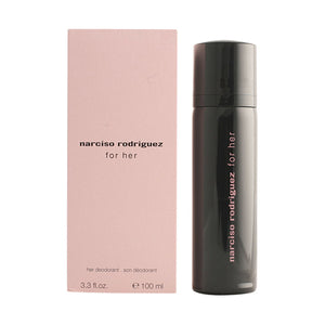 Narciso Rodriguez - NARCISO RODRIGUEZ FOR HER deo vaporizador 100 ml - My Beauter Shop