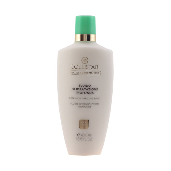Collistar - PERFECT BODY deep moisturizing fluid 400 ml - My Beauter Shop
