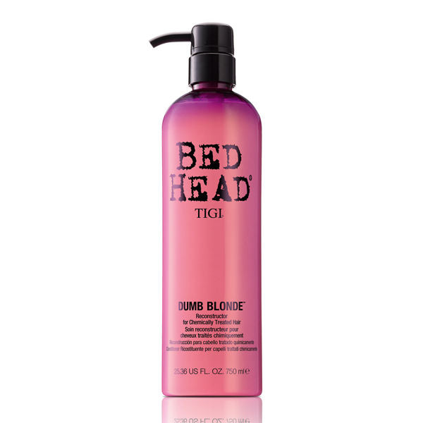 Tigi - BED HEAD DUMB BLONDE reconstructor 750 ml - My Beauter Shop