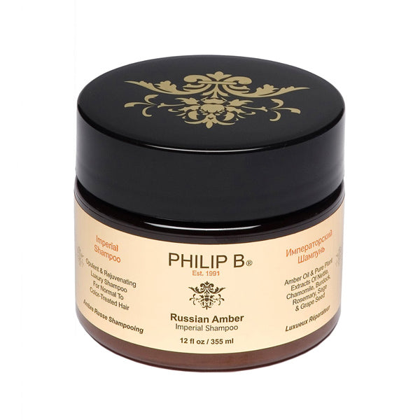 Philip B - RUSSIAN AMBER imperial shampoo 355 ml - My Beauter Shop