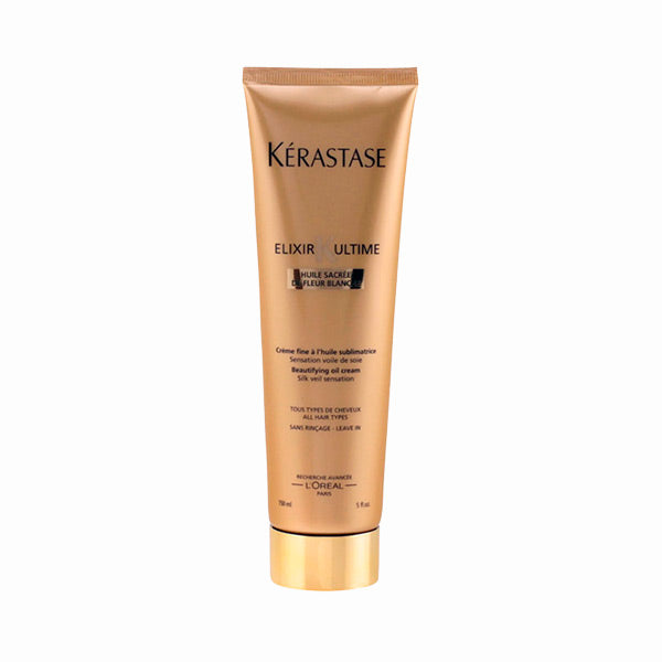 Kerastase - ELIXIR ULTIME creme fine a lhuile sublimatrice 150 ml - My Beauter Shop