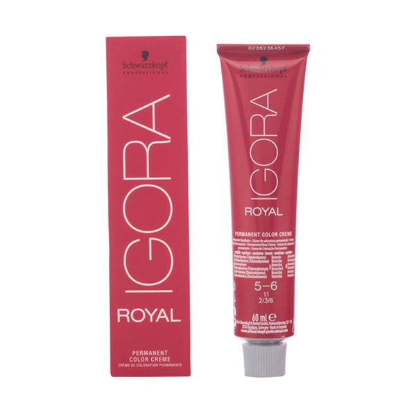 Schwarzkopf - IGORA ROYAL 5-6 60 ml - My Beauter Shop