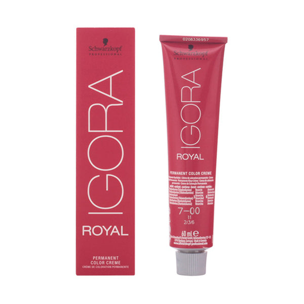 Schwarzkopf - IGORA ROYAL 7-00 60 ml - My Beauter Shop