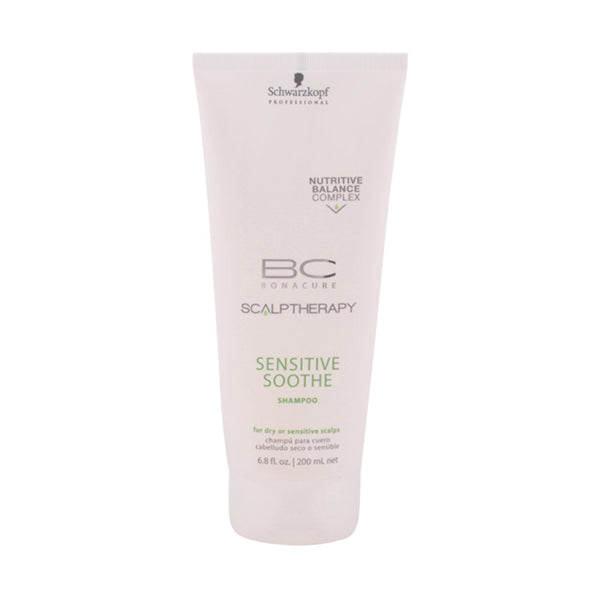 Schwarzkopf - BC SCALP THERAPY sensitive soothe shampoo 200 ml - My Beauter Shop