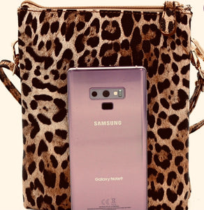 Leopard Cross Body