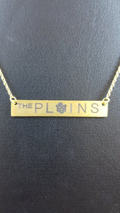 "SKOSH--""Gameday on the Plains"" Necklace"