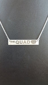 "SKOSH--""Gameday on the Quad"" Alabama Necklace"