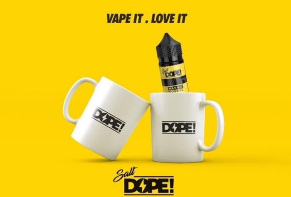 dope mango mousse ejuice delicious creamy fruity