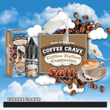 COFFEE CRAVE (SALT NIC) - Coffee Italian Cappucino