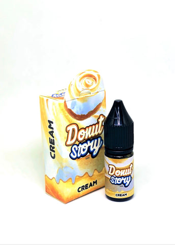 Donut Story - Cream 10ml