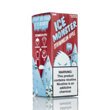 ICE MONSTER - Strawmelon Apple - 100ml