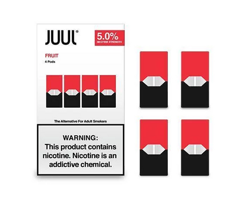 JUUL Pods Flavors (4 Packs) - Fruit Medley