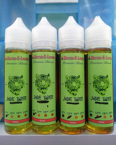 Mister E-Liquid - Jade Tiger - 60ml