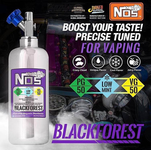 NOS - Blackforest 60ml