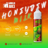 Gorilla Juice - Honeydew Milk 60ml