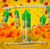 The Lunatics - Mempelam (Mango) - 60ml
