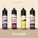 CreamLab - Yam Ice-Cream 60ml