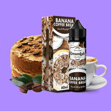CreamLab - Banana Coffee Bread 60ml
