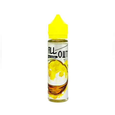 All Out E Juice - Mango Bingsu