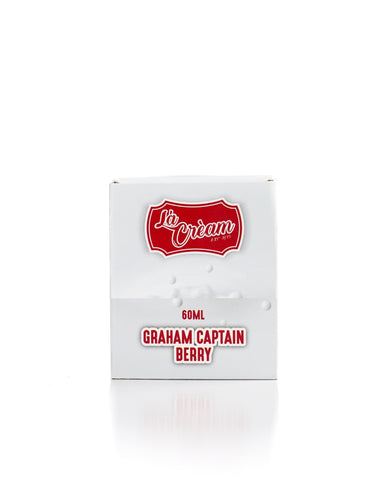 La Cream - Graham Captain Berry - 60ml