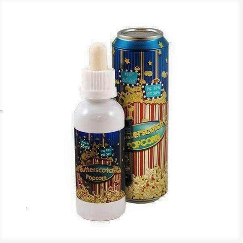 FIZZY - BUTTERSCOTCH POPCORN 55ml