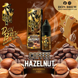 DON BREW - COFFEE HAZELNUT (SALTNIC)