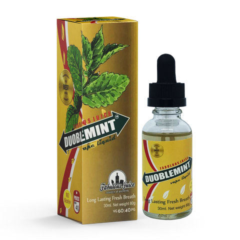 Duoblemint - Yellow - 30ml