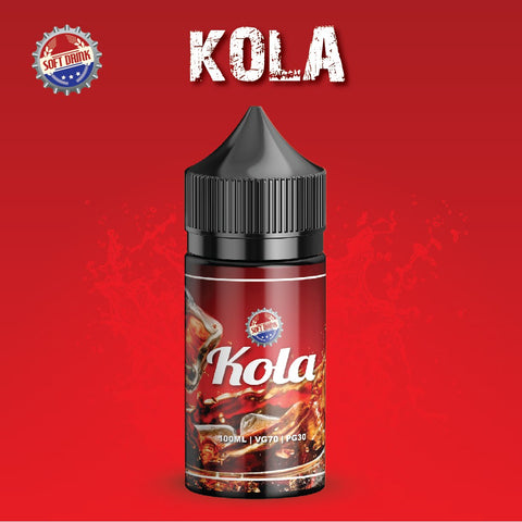 Soft Drink - Kola - 100ml