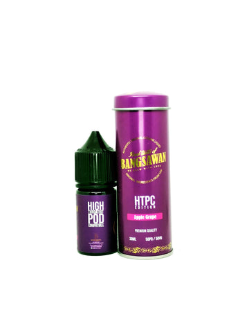 BANGSAWAN - Apple Grape (HTPC) 30ml