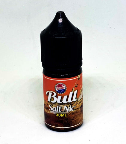 Soft Drink - Bull Salt - 30ml