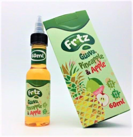 FRTZ - Guava, Pineapple and Apple Mix 60ml