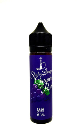 Shisha Lounge - Grape Shisha E-Liquid - 60ml