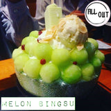 All Out E Juice - Melon Bingsoo - 60ml