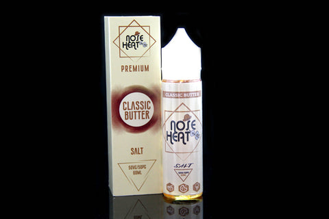 Nose Heat - Classic Butter (Salt) - 60ml