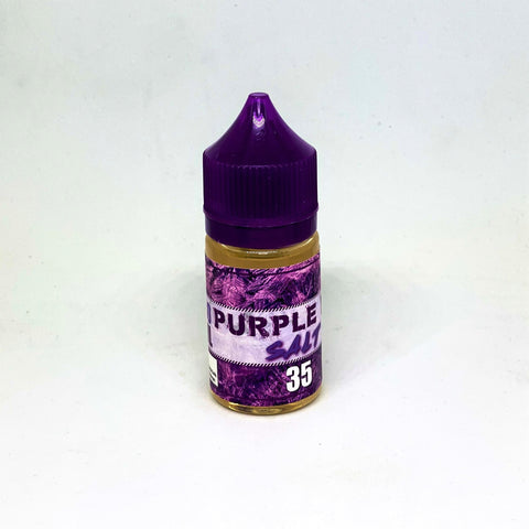 PURPLE ICE SALT (Grape) - 30ml