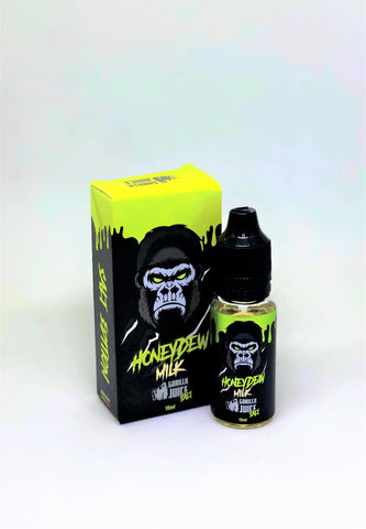Gorilla Juice - Honeydew Milk Salt 15ml