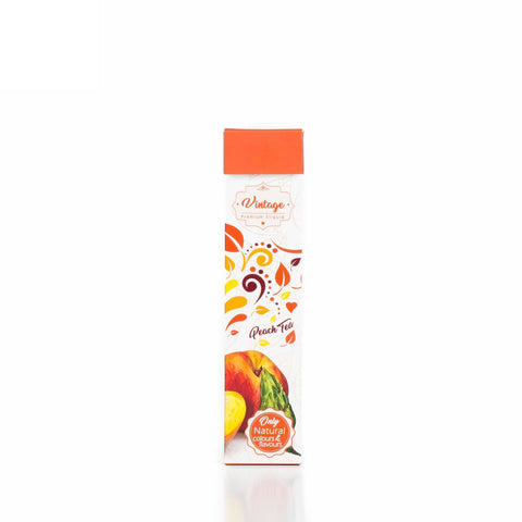 Vintage Peach Tea - 60ml