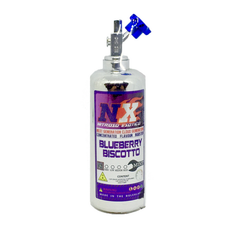NX - Blueberry Biscotto E-Liquid - 60ml