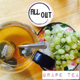 All Out E Juice - Grape Tea