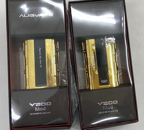 AUGVAPE - V200 (200W) GOLD MOD (LIMITED EDITION)
