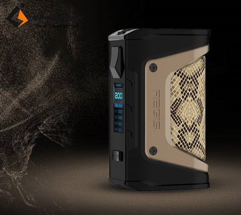 GeekVape Aegis Legend 200W Kit (with Radar RDA)