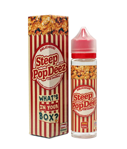 Steep - Pop Deez (POP CORN)