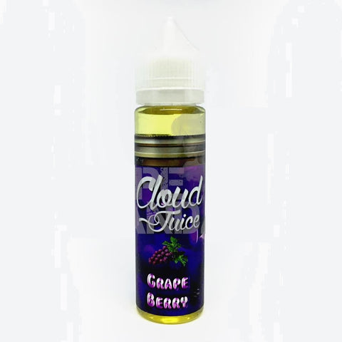 Cloud Juice - Grape Berry - 60ml