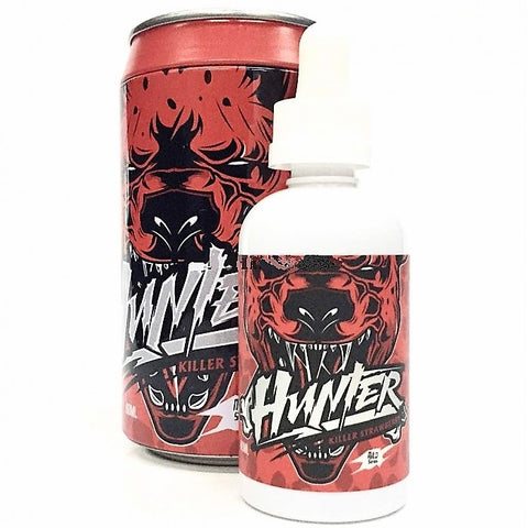 Hunter - Killer Strawberry - 60ml