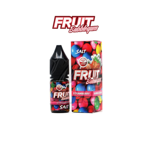 FRUIT Bubblegum (SALT NIC) - Strawberry - 10ml