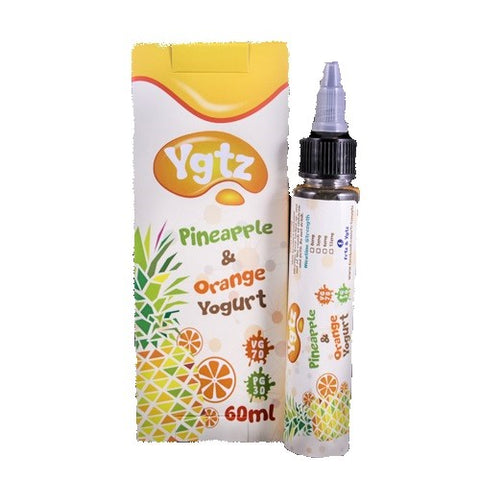 Ygtz - Pineapple & Orange Yogurt 60ml