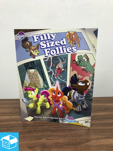 My Little Pony RPG: Tails of Equestria - Filly Sized Follies