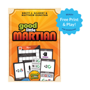 FREE Good Little Martians (Print and Play)